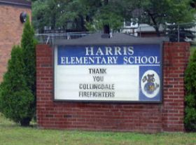 Margaret B. Harris School